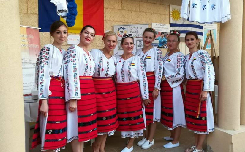 Asociația Romania Levant – Asociația Romanilor dinLiban